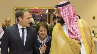 فرنسا وجهة ولي العهد السعودي بعد اختتام زيارته للولايات المتحدة