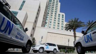 الأمم المتحدة تبحث مع سوريا وروسيا أمن خبراء منظمة حظر الأسلحة الكيميائية