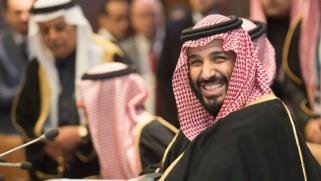 ولي العهد السعودي: إيران والإخوان والمتطرفون مثلث الشر