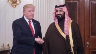السعودية تنجح في إقناع ترامب بالتخلي عن الاتفاق النووي مع إيران