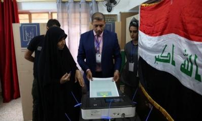 الاقتراع يتواصل في رابع انتخابات عراقية منذ الغزو