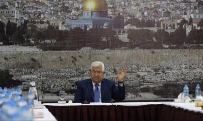 عباس: سفارة أميركا بالقدس بؤرة استيطان