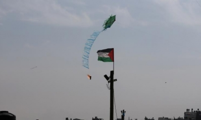 الورق في غزة.. طائرات مقاومة تقلق الاحتلال