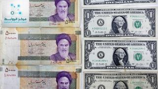 انهيار الاقتصاد الايراني بعد الانسحاب الامريكي من الاتفاق النووي