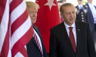 اندلاع حرب الجوز واللوز والصلب بين أميركا وتركيا