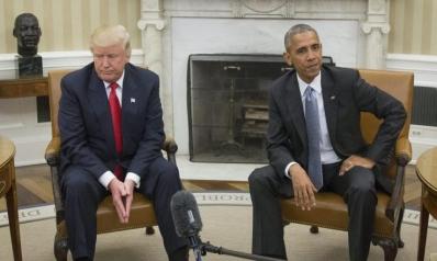 ترامب يلمح لتجسس أوباما على حملته الانتخابية