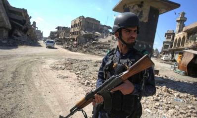 داعش يختبر متانة الجدار الأمني في الموصل
