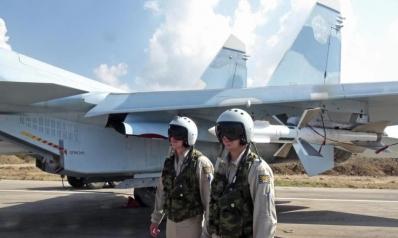 روسيا تعلن إسقاط طائرة مسيرة فوق قاعدة حميميم
