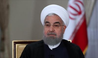 روحاني: أميركا تنقض العهود وننتظر موقف الخماسي
