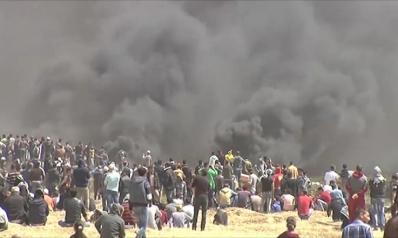 طوفان غزة