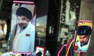الصدر يحتمي بالسيستاني لمواجهة خطط إيران