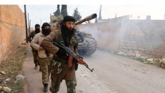 مقتل قائد ميليشيا «لواء القدس» جنوبي دمشق و«الدولة» يؤكد قتله 30 من النظام