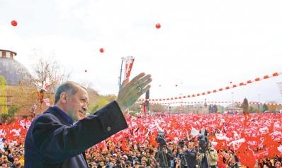 الأكراد سينتخبون أردوغان؟