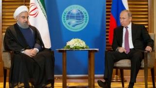 موسكو آخر أوراق ضغط طهران على واشنطن لإنقاذ اتفاقها النووي