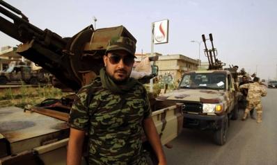 الجيش الليبي يخوض معاركه الأخيرة في درنة