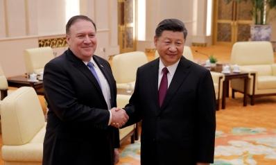 الحرب التجارية بين أميركا والصين تشتعل