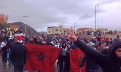 ووتش: قمع طيلة أسابيع في المغرب