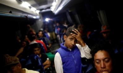 أميركا تحتجز أطفال المهاجرين في أقفاص