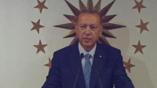 أردوغان: الشعب كلفني برئاسة البلاد