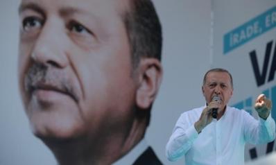 أردوغان: سنجفف الإرهاب في جبال قنديل بالعراق