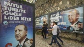 حظوظ ضعيفة لأردوغان في الفوز بأغلبية برلمانية