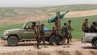 طائرات تركية تقصف أهدافا للأكراد شمالي العراق
