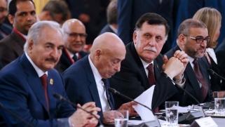 مشاورات في ليبيا لتشكيل حكومة موحدة
