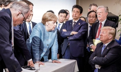 حالة من الفوضى تضرب السياسة الدولية