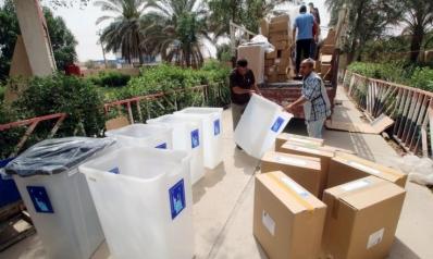 تطورات مثيرة في معركة فرز الأصوات في العراق