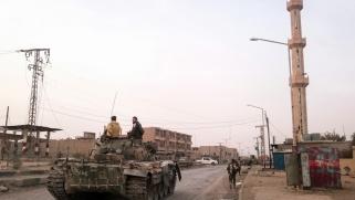 تنظيم داعش يتراجع إلى أطراف البوكمال
