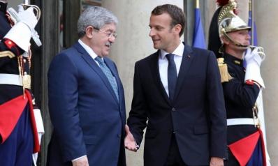 أويحيى يغازل دوائر القرار الفرنسي في سعيه لخلافة بوتفليقة