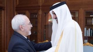 """أمير قطر يدعم """"شخصيا"""" العلاقات مع طهران"""