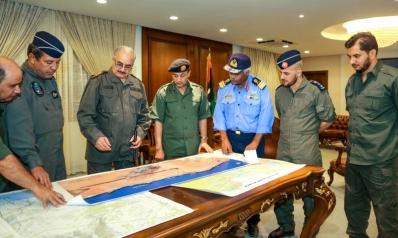 إغراق حفتر في منابع النفط خطة الإسلاميين للدفاع عن طرابلس