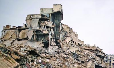 متى يبدأ العالم بإعادة إعمار سورية؟