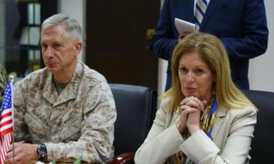 الولايات المتحدة تعود إلى الملف الليبي للحفاظ على مصالحها