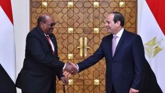 تسكين المشكلات بمصر وتصفيرها في السودان