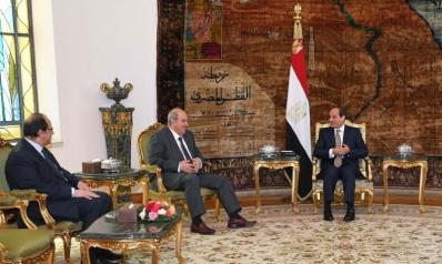 مصر تدشن دورا أكثر إيجابية للمساعدة في استقرار العراق