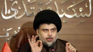 الصدر يطالب بنزع أسلحة ميليشيا الحشد الشعبي
