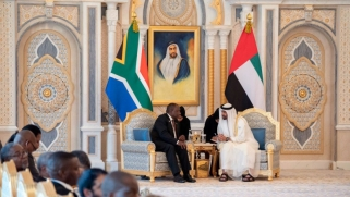 نجاحات تنموية وقيم مشتركة تقود الشراكة بين الإمارات وجنوب أفريقيا