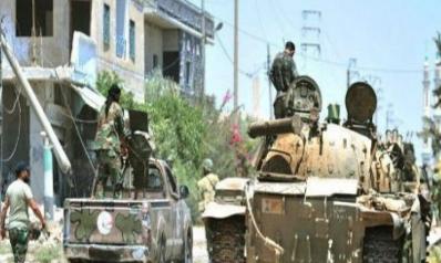 اتفاق لإنهاء القتال بدرعا وإجلاء المعارضة