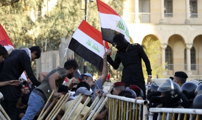 الاحتجاجات تقوّي خيار العراقيين في كسر الهيمنة الإيرانية
