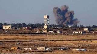 روسيا تخشى من تطور غير سارّ في الجبهة الجنوبية السورية