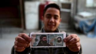 تنظيم الدولة: نجل البغدادي قتل في سوريا