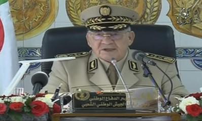 """جيش الجزائر يرفض دعوات للتدخل لضمان """"انتقال ديمقراطي"""""""