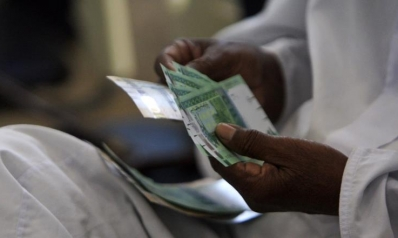 الجنيه السوداني يهبط إلى مستويات جديدة