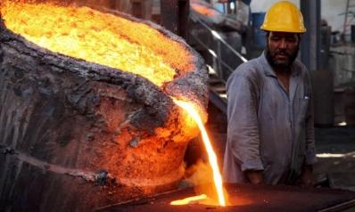 الحديد السعودي يختبر القدرة التنافسية للحديد المصري