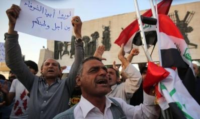 الغضب الشعبي في العراق لا يهدأ بالحلول التجميلية