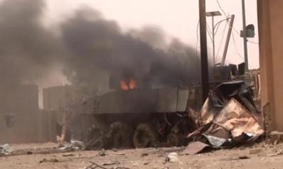 العنف يتجدد بمالي ويصيب فرنسيين بجراح