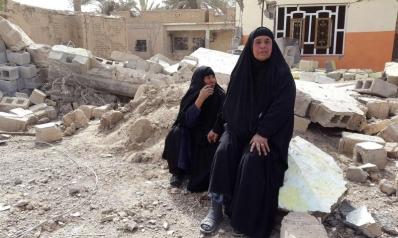 مناطق عراقية مدمرة تنتظر وعود الإعمار بعد عام من النصر على داعش