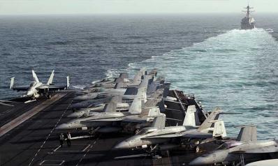 """جنرال إيراني يحذّر من اندلاع حرب عالمية ثالثة حال حدوث أي مواجهات في """" مضيق هرمز″"""